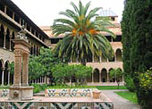 Monastery of Pedralbes Barcelona