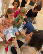 EDUCATIONAL ACTIVITY: FAMILY THYSSEN