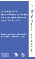 A FONDO: La pintura de los Estados Unidos de América en el Museo Thyssen-Bornemisza.