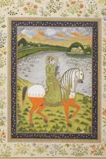 Exposición Visiones de la India. Pinturas del sur de Asia del San Diego Museum of Art . Visita privada guiada en exclusiva para los Amigos