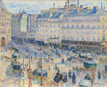 Private guided tour of Pissarro