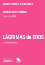 Ciclo de conferencias: Lágrimas de Eros