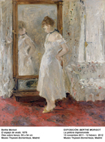 Visita privada a Morisot