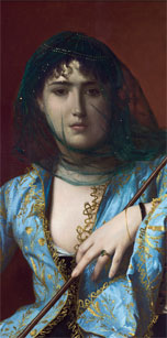 Visita privada guiada en exclusiva para los Amigos a Jean-Léon Gérôme (1824-1904) y Heroínas