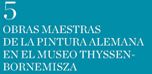 "Lecture series: ""Masterpieces of German Painting in the Museo Thyssen-Bornemisza"""