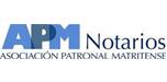 logotipo de Asociación patronal de Notarios de Madrid