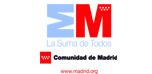 logotipo de Comunidad de Madrid