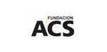logotipo de Fundación ACS
