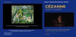 Aruna D´Souza.Internacional Symposium Cézanne Sight/Insight