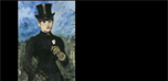 Modern Women in the Thyssen Collection. Édouard Manet