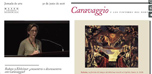 Study day, Caravaggio and the Painters of the North