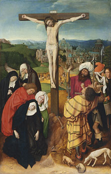 The Crucifixion, Gerard David