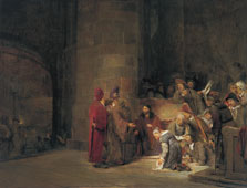 Christ and the Woman taken in Adultery, Aert de Gelder