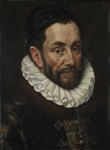 William I, Prince of Orange, known as William the Silent, Adriaen Thomasz. Key