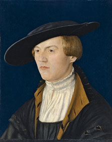 Portrait of a young Man,  Anonymous German Artist active in Augsburg