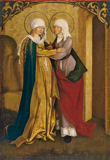 The Visitation, Jakob and/or Hans Strüb