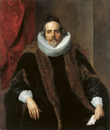 Portrait of Jacques Le Roy, Anthony van Dyck