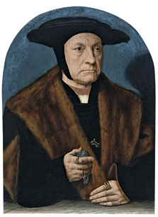 Portrait of a Man from the  Weinsberg Family , Bartholomäus Bruyn the Elder