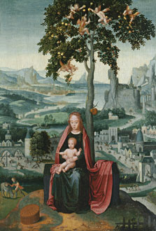 The Rest on the Flight into Egypt, Master Anonymous