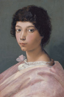 Portrait of a young Man,  Raphael and Collaborator