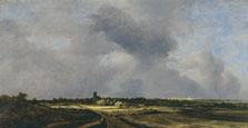 View of Naarden, Jacob Isaacksz. van Ruisdael