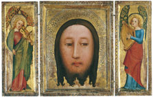 Triptych of The Holy Face,  Master Bertram