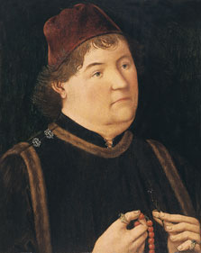 Portrait of a Man,  Anonymous German Artist active in Swabia  ca. 1480