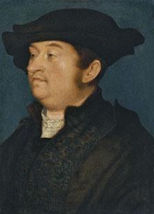 Portrait of a Man, Hans Holbein , the Elder