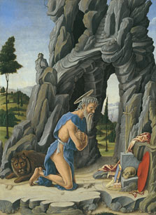 Saint Jerome in the Desert, Marco Zoppo