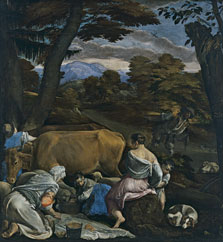 The Parable of the Sower, Jacopo Bassano