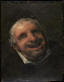 El tío Paquete, Francisco de Goya