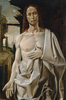 The Risen Christ,  Bramantino