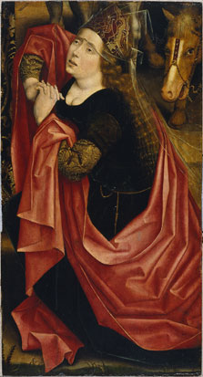 La Magdalena, Derick Baegert