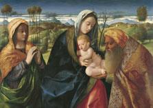 Nunc dimittis, Giovanni Bellini
