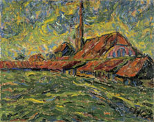Brickworks, Erich Heckel