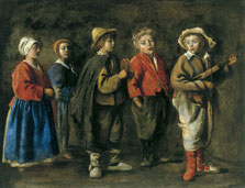 The young Musicians, Antoine Le Nain