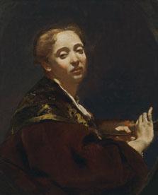 Retrato de Giulia Lama, Giambattista Piazzetta