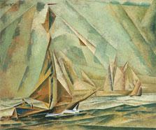 Ships, Lyonel Feininger