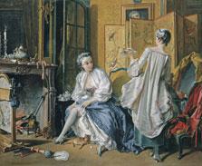 La toilette, François Boucher