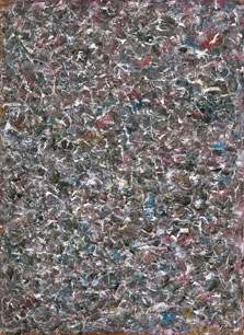 Earth Rhythm, Mark Tobey