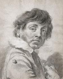 Autorretrato, Giambattista Piazzetta