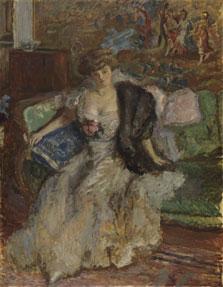 Misia Godebska, Pierre Bonnard