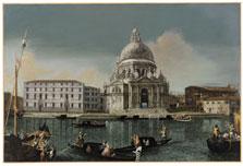 El Gran Canal con Santa Maria della Salute, Michele Marieschi