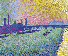 Waterloo Bridge, André Derain