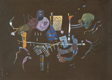 Around the Line, Wassily Kandinsky
