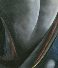 Abstraction. Blind I, Georgia O'Keeffe