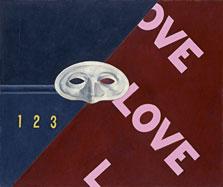 Love, Love, Love. Homage to Gertrude Stein, Charles Demuth