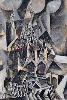 Grand Central Terminal, Max Weber