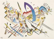 Sin Título, Wassily Kandinsky