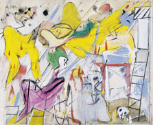 Abstraction, Willem de Kooning